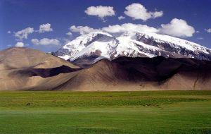 Muztagh Ata - Xinjiang, China